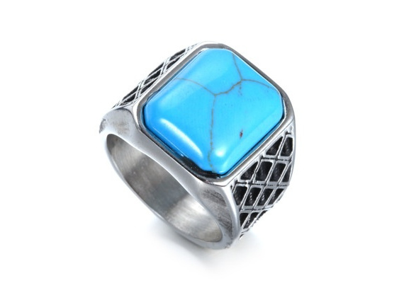 Stylish Sterling Silver Ring Solid 925 impératrice R000065