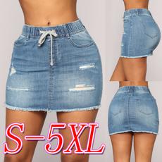 Mini, Fashion Skirts, summer skirt, looseskirt