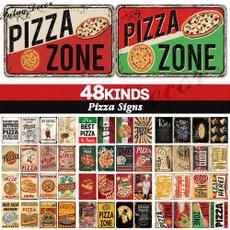 Kitchen, Decor, Cafe, pizzazonesign