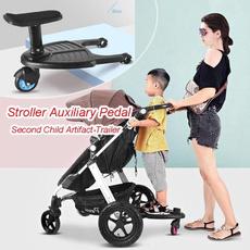artifacttrailer, pendantpedal, babycart, seatstroller