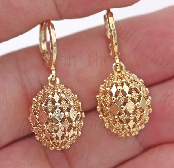 rhombusearring, Charm Jewelry, Fashion, Jewelry