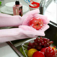 dishwashingglove, latexglove, Cleaning Supplies, Silicone