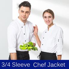 chefjacketsummer, Kitchen & Dining, Fashion, Kitchen & Home