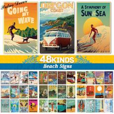 Decor, Surfing, Home & Living, beachhousedecor