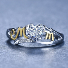 montherday, twotonering, Love, Jewelry