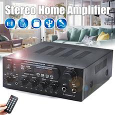 audioamplifier, stereoamplifier, Home & Living, amplifiersforhome