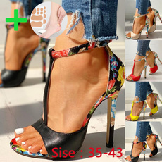 casual shoes, Summer, Sandals, Womens Shoes