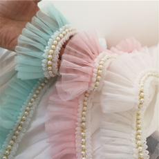 Encaje, pearllacehairband, Vestidos, Sewing