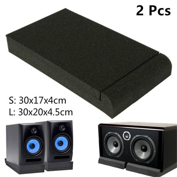 foampad, speakersponge, Monitors, speakersshockproofsponge