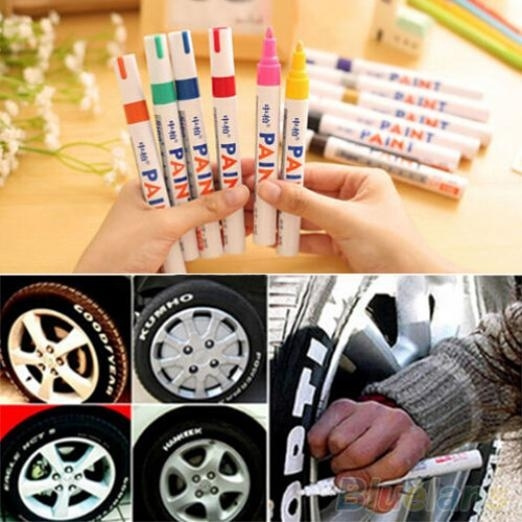 Colorful, Waterproof, permanentpaint, Cars