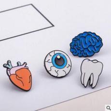interestingorgan, pinbadge, Pins, Heart