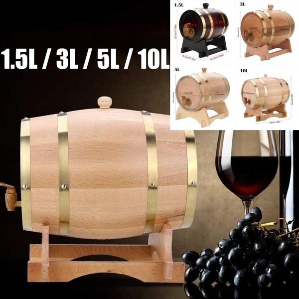 woodbarrel, whiskybarrel, woodenbucket, roundbarrel