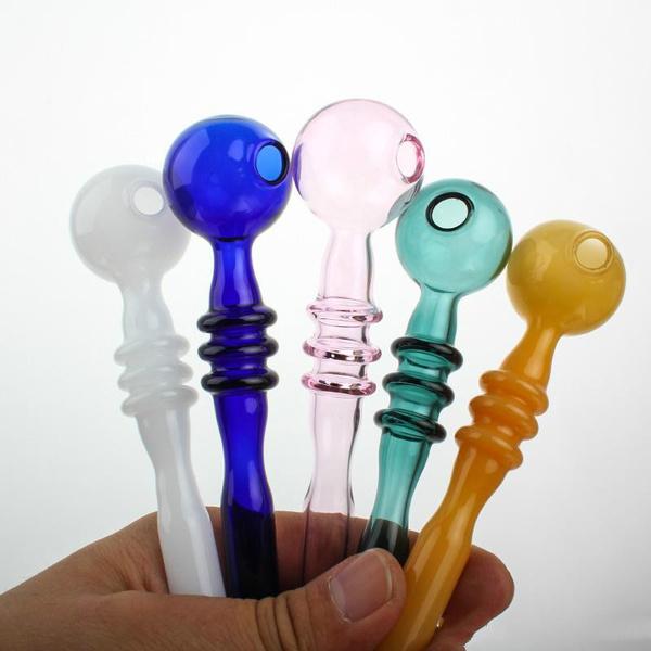 Colorful, glassoilburnerpipe, glass pipe, thickglasspipe