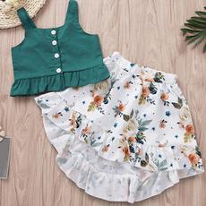 floralprintskirt, Fashion, Tank, Floral print