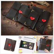 vintageleatherweddingguestbook, memorybook, Christmas, Family