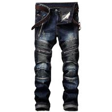 Designers, Slim Fit, pants, Straight