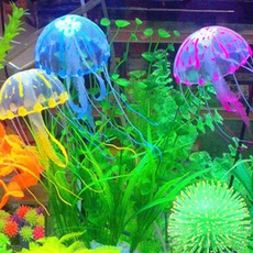 Tank, siliconejellyfish, Silicone, aquariumdecoration