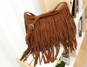 women bags, Shoulder Bags, Tassels, Fashion