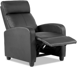 padded, loungechair, Theater, leather
