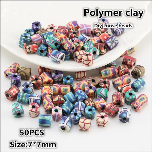 spacedbead, polymer, diyjewelry, Fashion