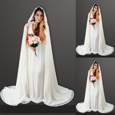 cloakscape, lengthshawl, Ivory, Fashion