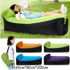 Foldable, Outdoor, inflatablesleepingsofa, unicorn