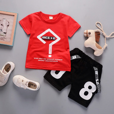 Summer, Fashion, Infants & Toddlers, short sleeves