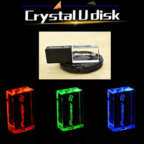 Dj, usb, Led Light, Crystal