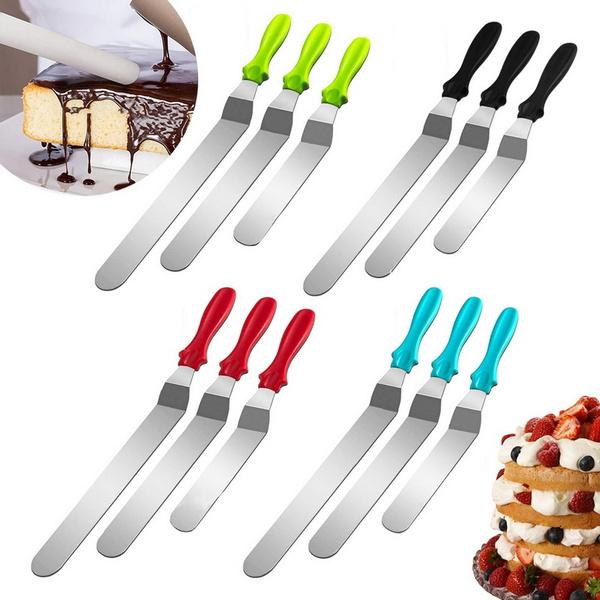 Steel, Stainless, caketool, spatulastool