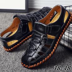 casual shoes, Sandals, velcrostrapsandal, mensdresssandal