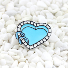 Blues, Fashion, Love, Pins