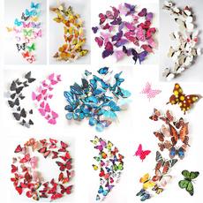 butterfly, wanddeko, Decor, wandtattoo