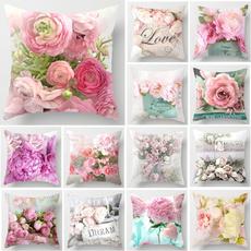 case, Decoración, Flowers, sofapillow
