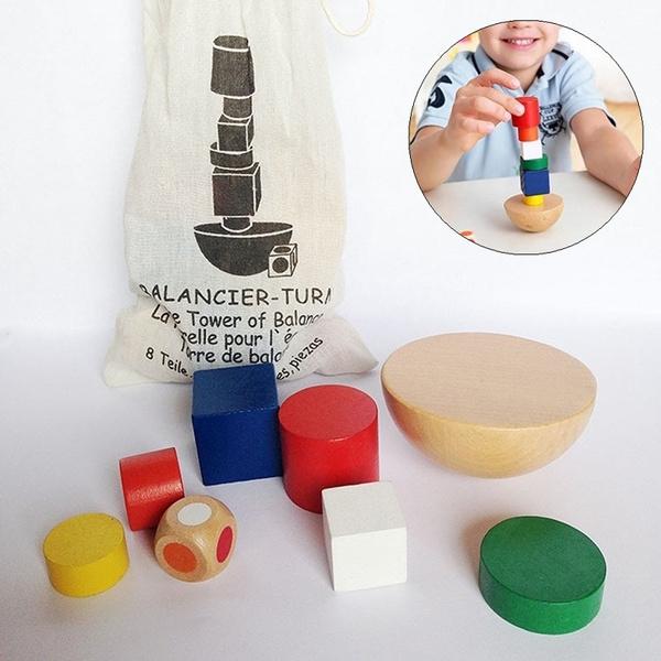 Toy, montessoritoy, puzzelsampspellen, Gifts