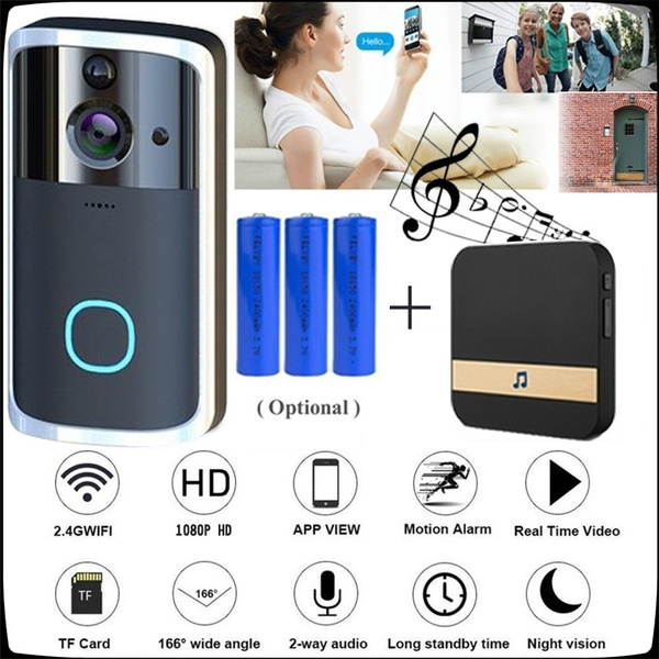 doorbell, securitycamerassurveillance, doorphone, wirelessdoorbell