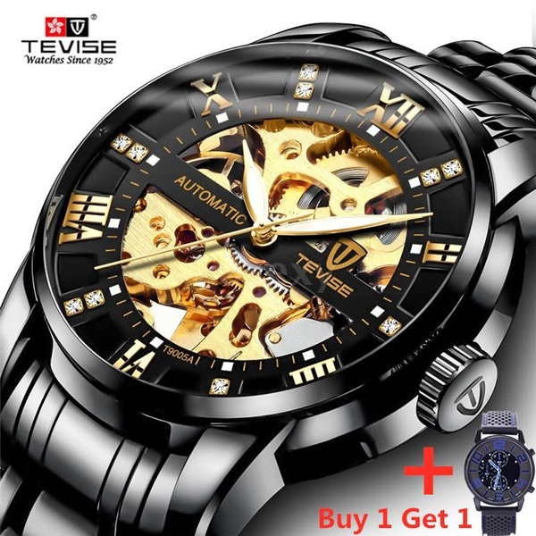 Steel, Fashion, Casual Watches, business watch