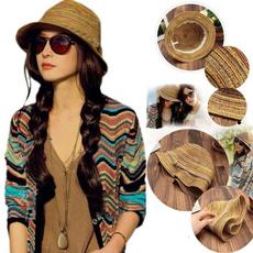 holidayhat, casualhat, Beach hat, Fedora