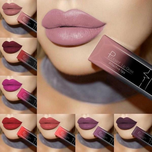 brown, liquidlipstick, velvet, Lipstick