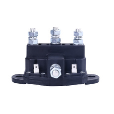 winchmotor, solenoidreversing, relayswitch, nut
