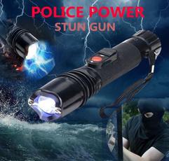 taserflashlight, Flashlight, selfdefensestickflashlight, Rechargeable