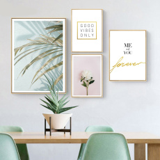 modernfashion, Flowers, living room, Posters