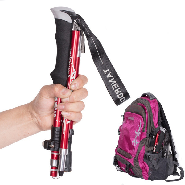 adjustablewalkingstick, mountaineeringcrutch, Outdoor, Hiking