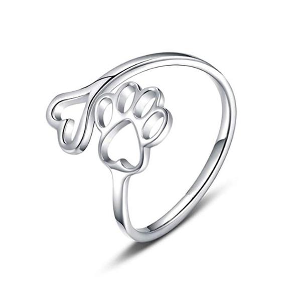 Heart, Love, Jewelry, paw