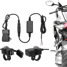 Sockets, charger, Mount, dualusb