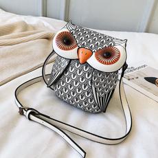 women bags, Shoulder Bags, Fashion, Owl