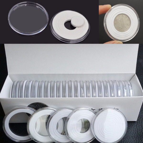 coindisplaybox, Box, 46mmportablestorage, containerdisplay