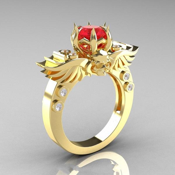 ringsformen, DIAMOND, 925 sterling silver, Angel