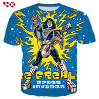Ace Frehley Loaded Deck v11 T-shirt black hard rock heavy metal all sizes S-5XL