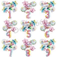 Baby, rainbow, balloonanniversary, Balloon