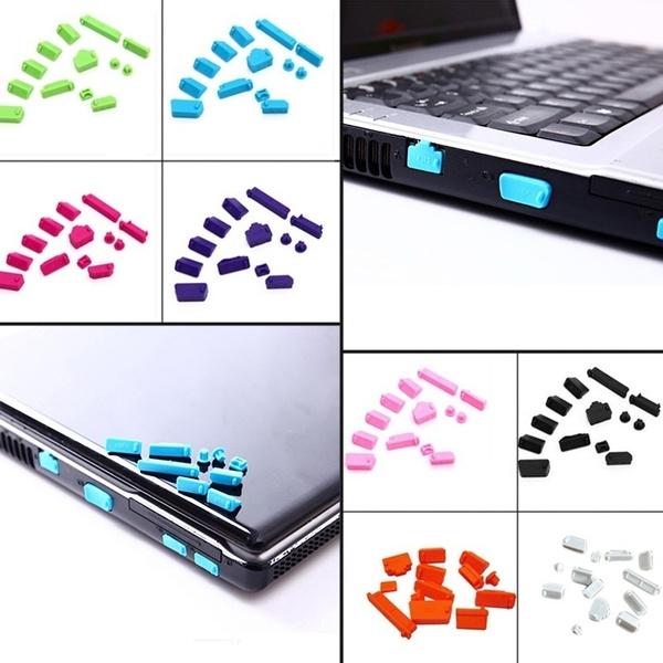 portscover, antidustplug, Silicone, Laptop